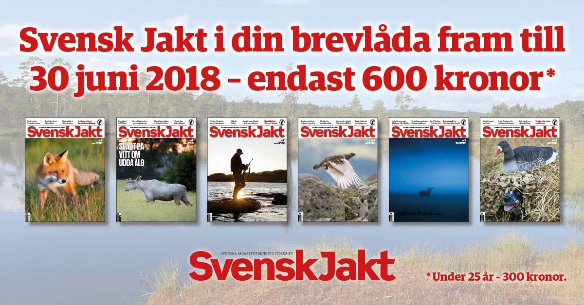 Sedan 1863 har Svenska Jägareförbundets tidning kommit ut i oavbruten följd. Det gör den till en av de äldsta tidskrifterna i landet.