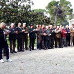 Bild från öppningsceremonin i Kroatien. Foto: Privat