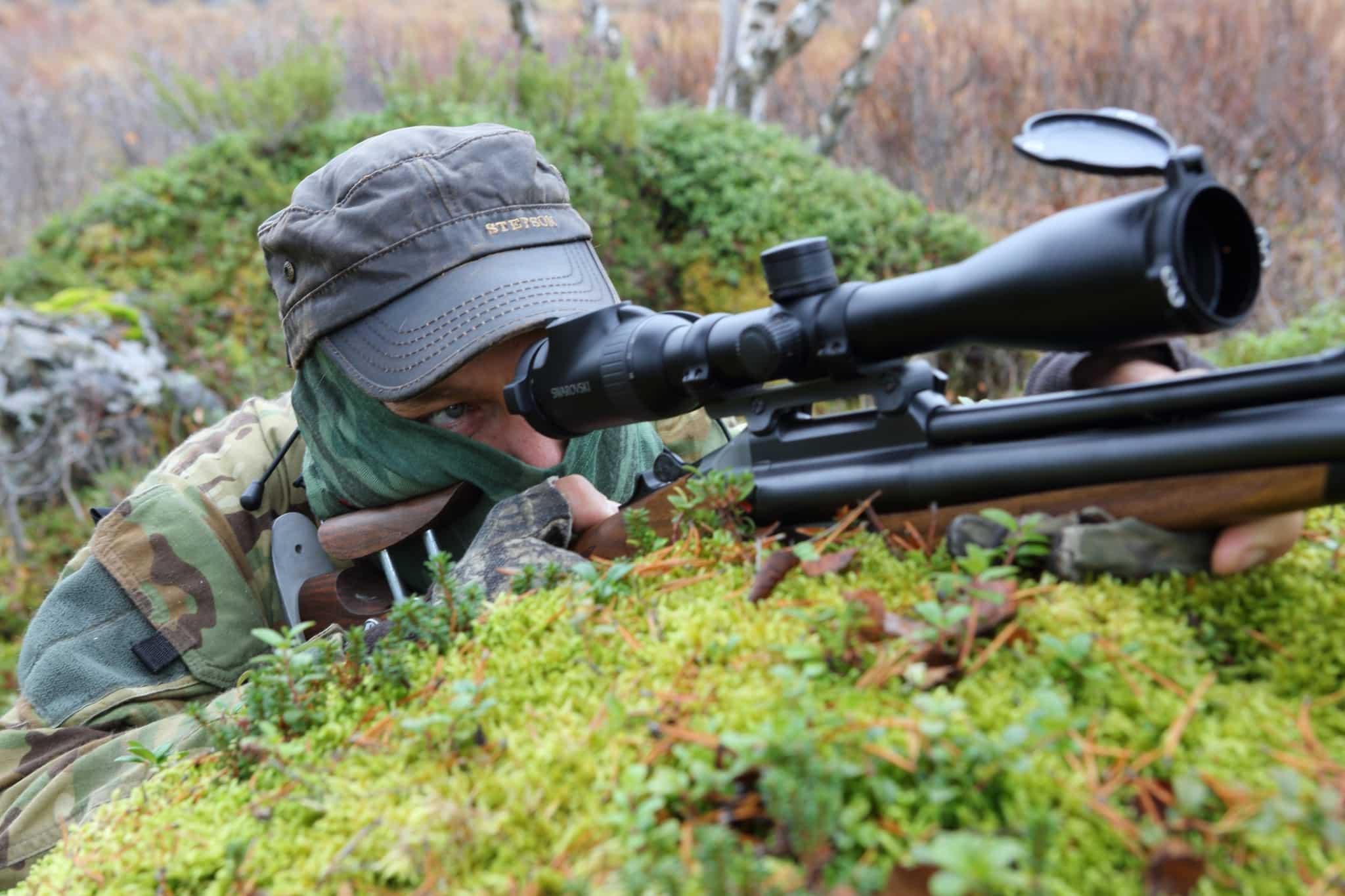 Ulf Lindroth är vapen- och skytteredaktör för Svensk Jakt.