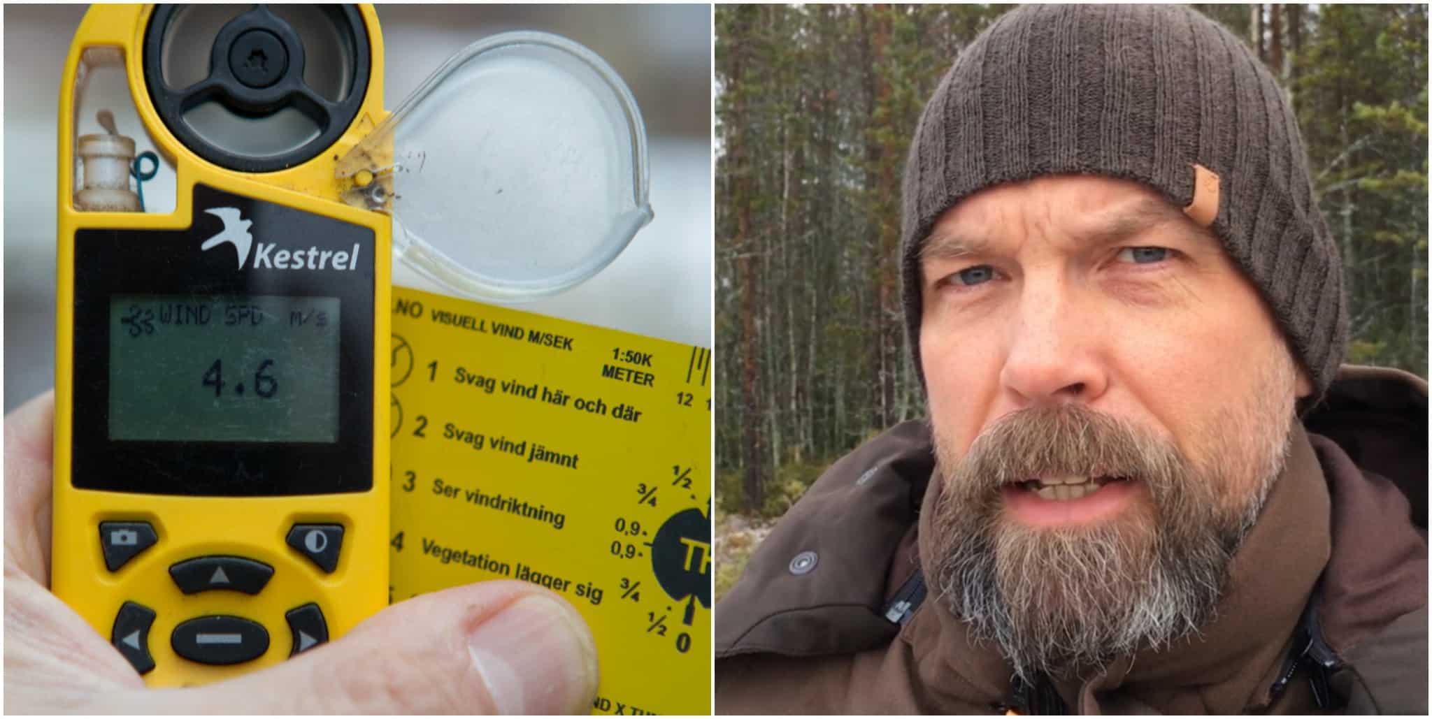 Svensk Jakts vapen- och skytteredaktör Ulf Lindroth lär dig hur du behärskar kulskyttet i vind.
