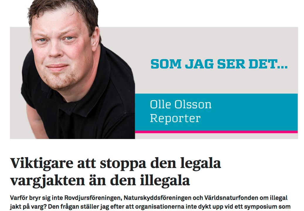 Svenskjakt.se den 4 december.