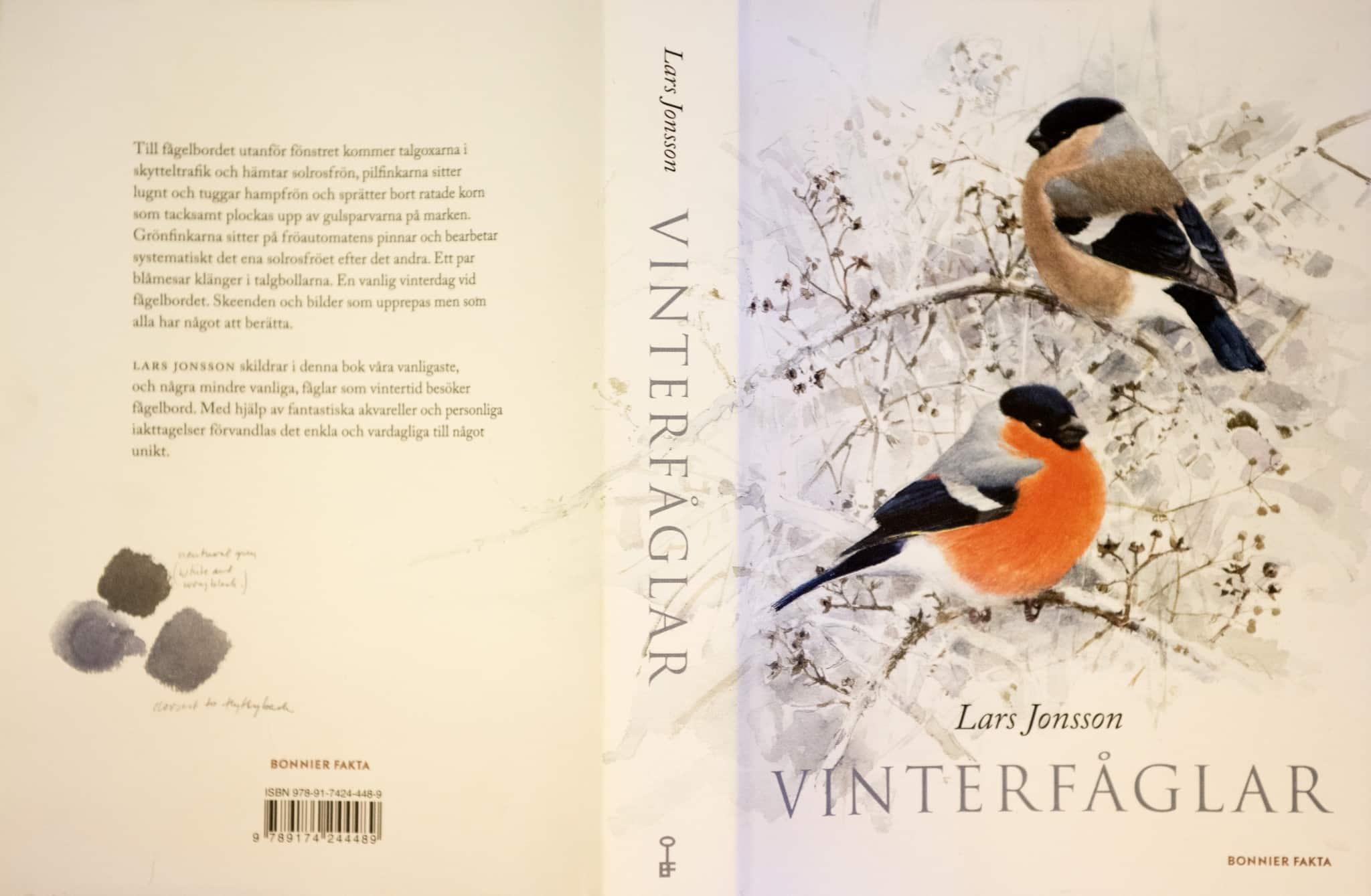Vinterfåglar av Lars Jonsson.