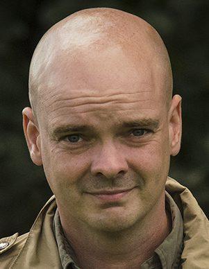 Riksjaktvårdskonsulent Daniel Ligné. Foto: Madeleine Lewander