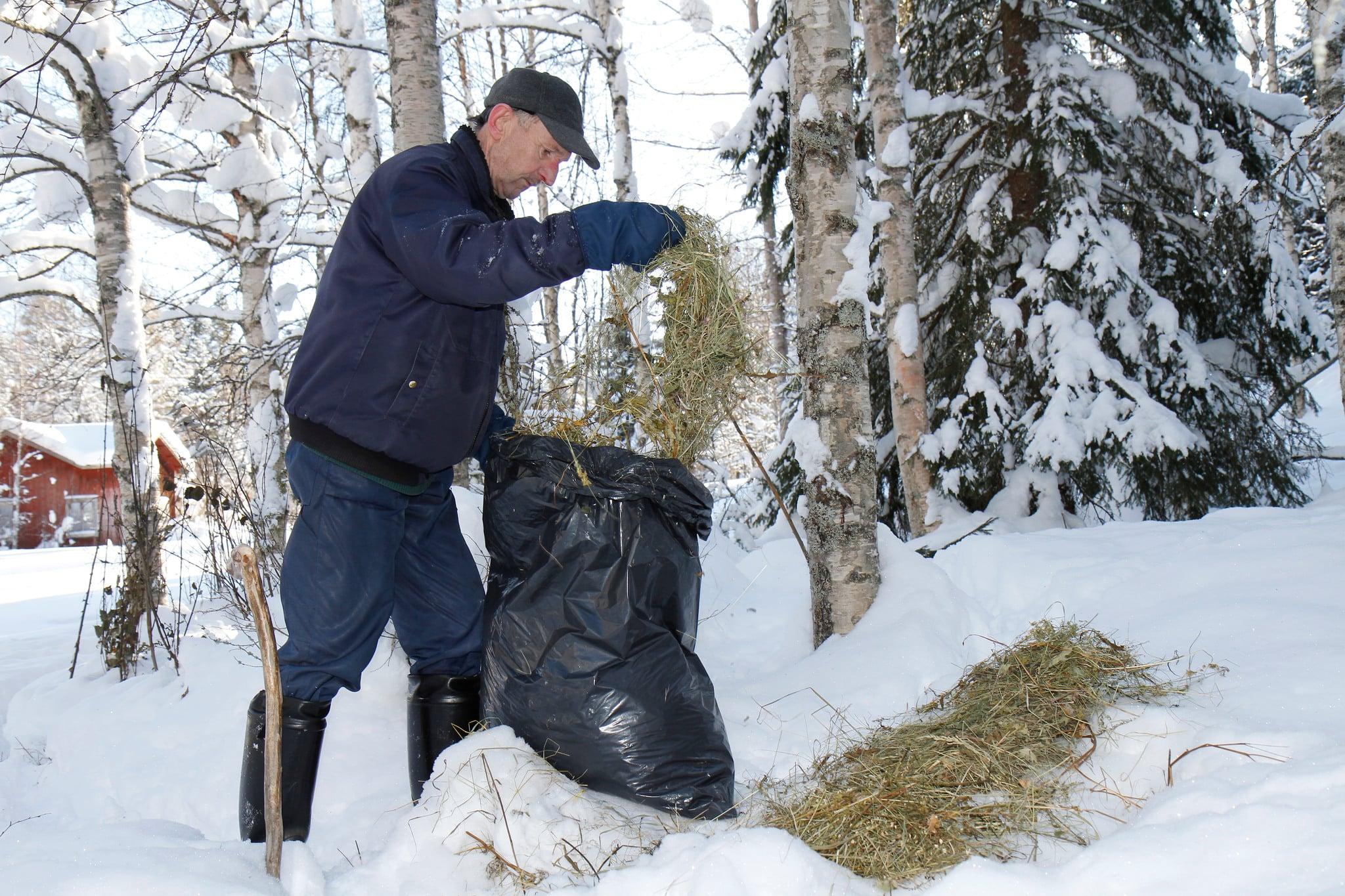 Regeringen har förtroende för jägarnas insatser i Svenska Jägareförbundet.