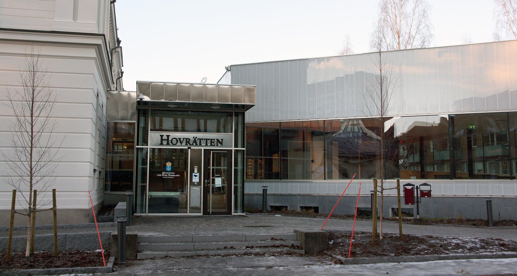 I dag, tisdag, kom Hovrätten övre Norrlands dom i Girjasrättegången.