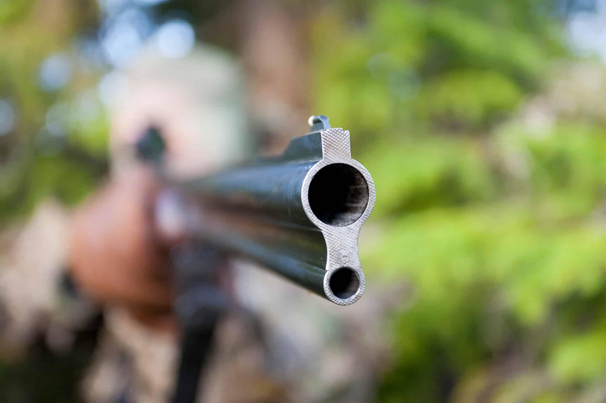 Har du en bössa, men ingen licens? Den 1 februari inleds en ny vapenamnesti i Sverige där olagliga vapen och ammunition kan lämnas in till polisen. Foto: Kjell-Erik Moseid