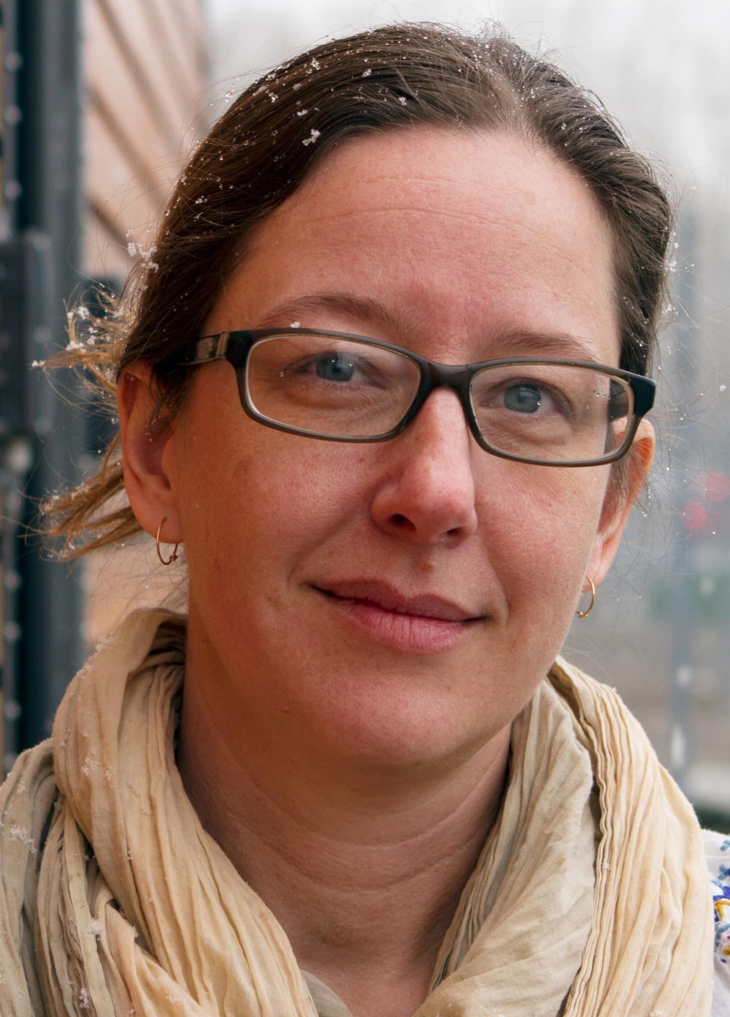 Karolina Enlund, veterinär SLU.