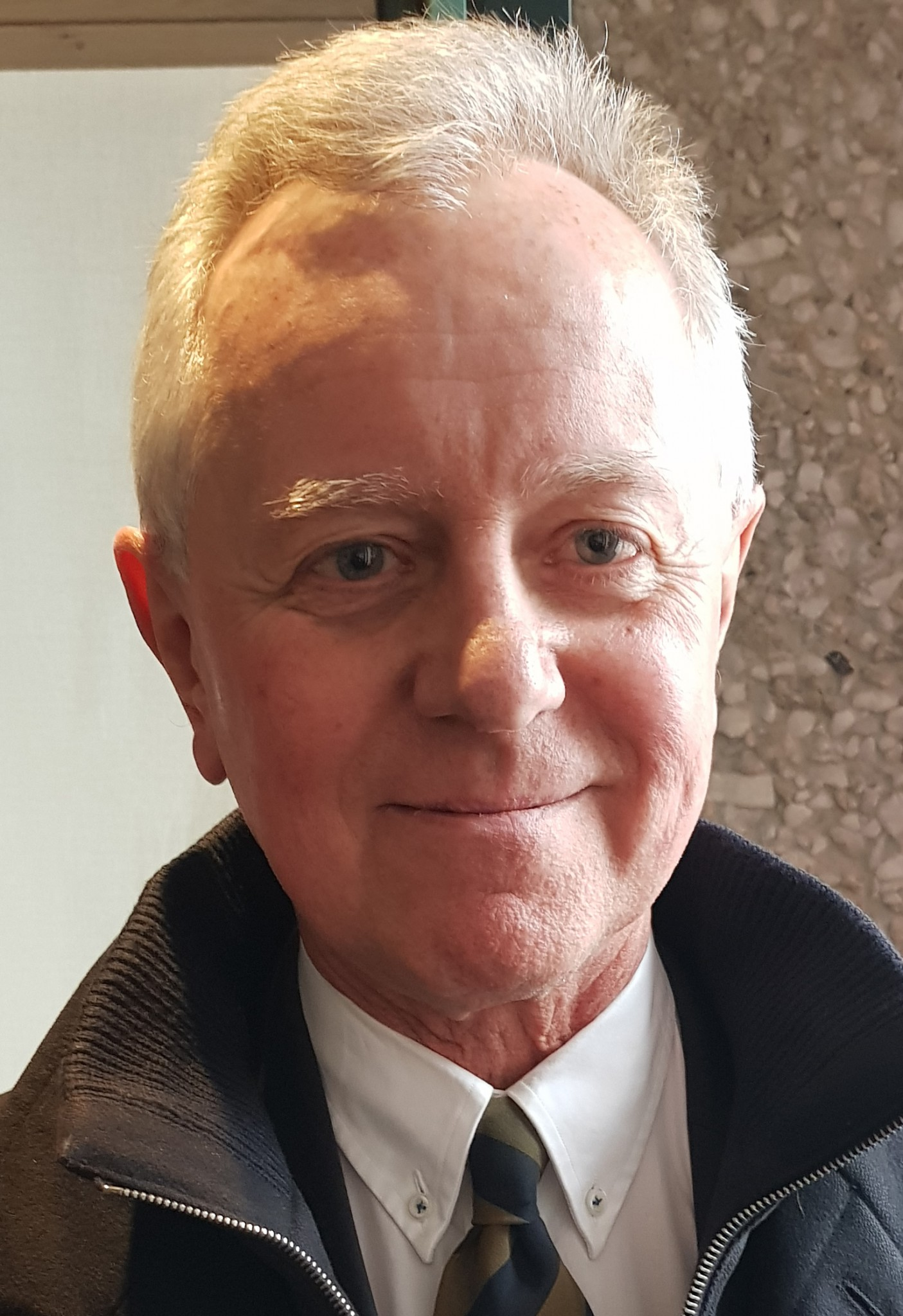 Den åtalade jägarens försvarsadvokat Wodek Kleinwich.