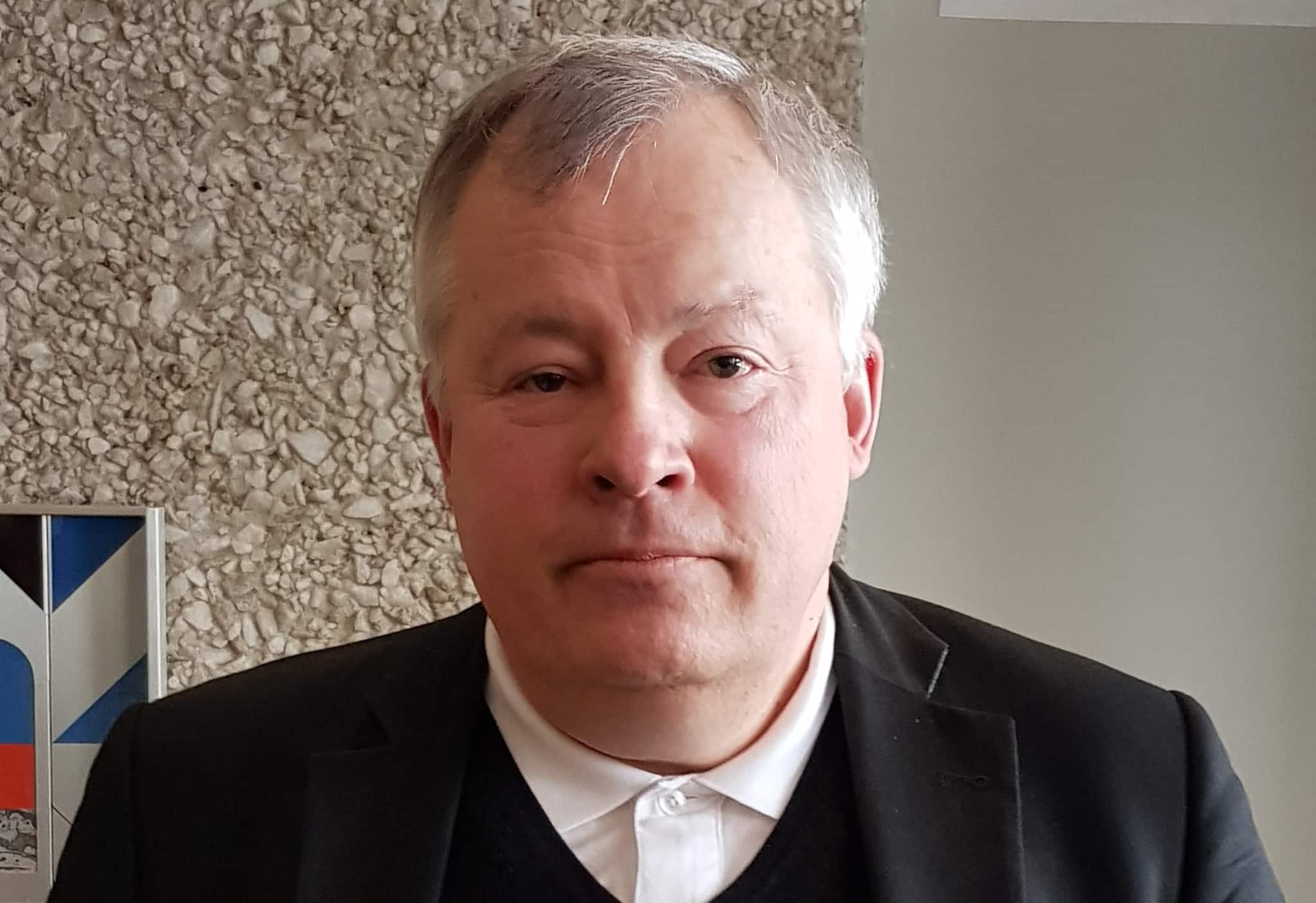 Miljöåklagare Christer B Jarlås.