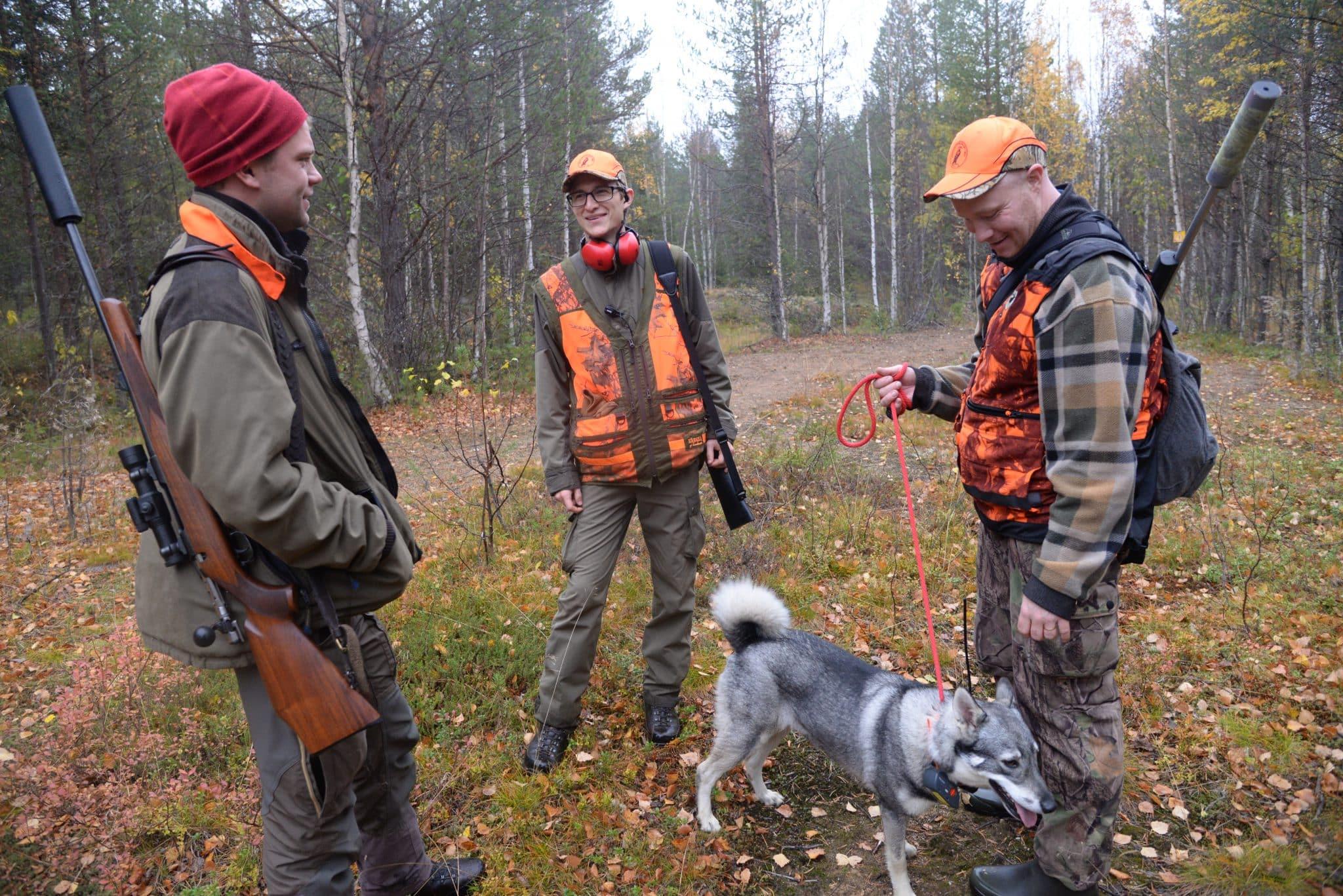 Samhället måste skydda medborgarnas lagliga rättigheter som exempelvis jakt, anser skribenten. Foto: Lars-Henrik Andersson