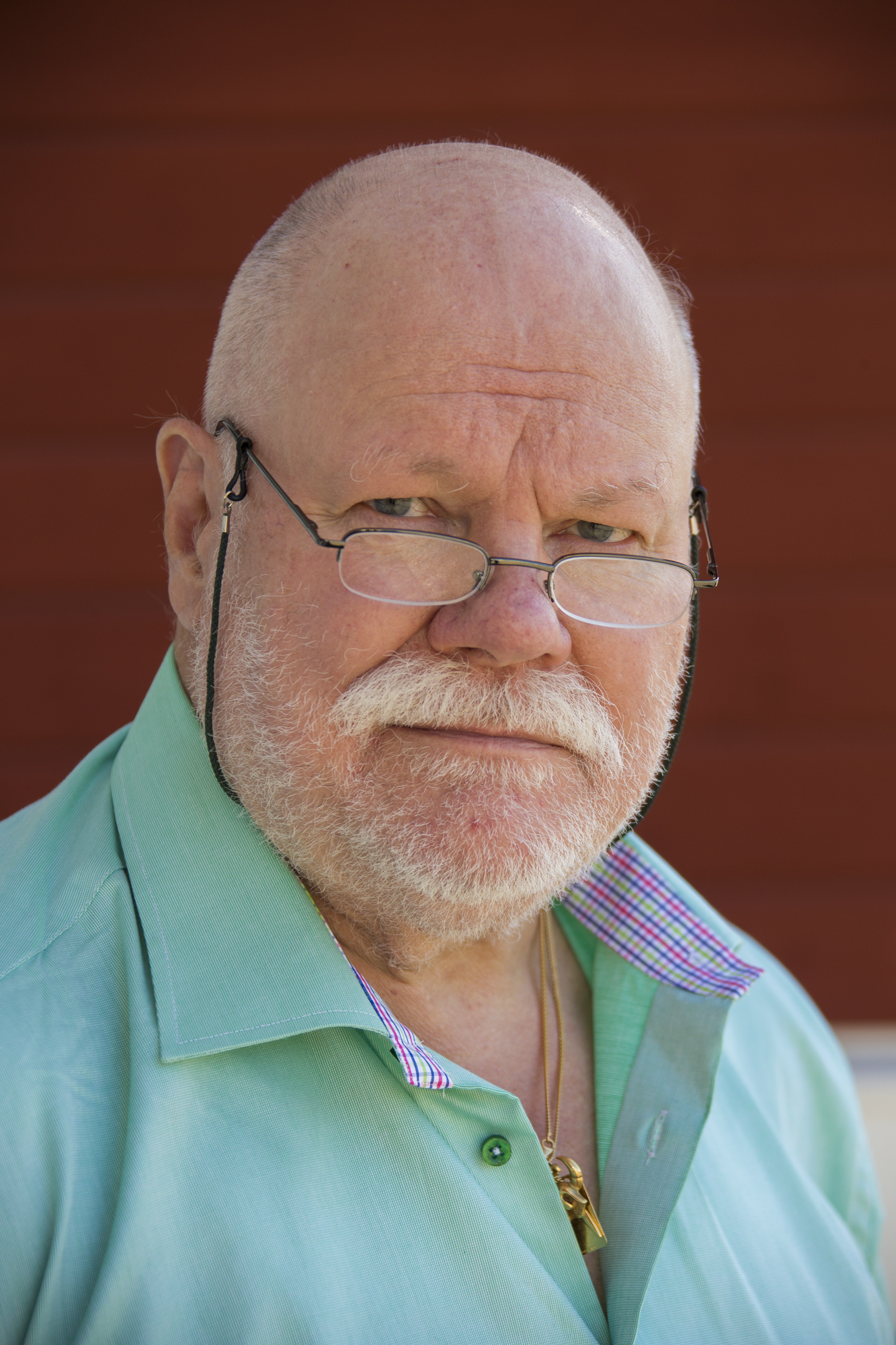 Peter Hjortberger.