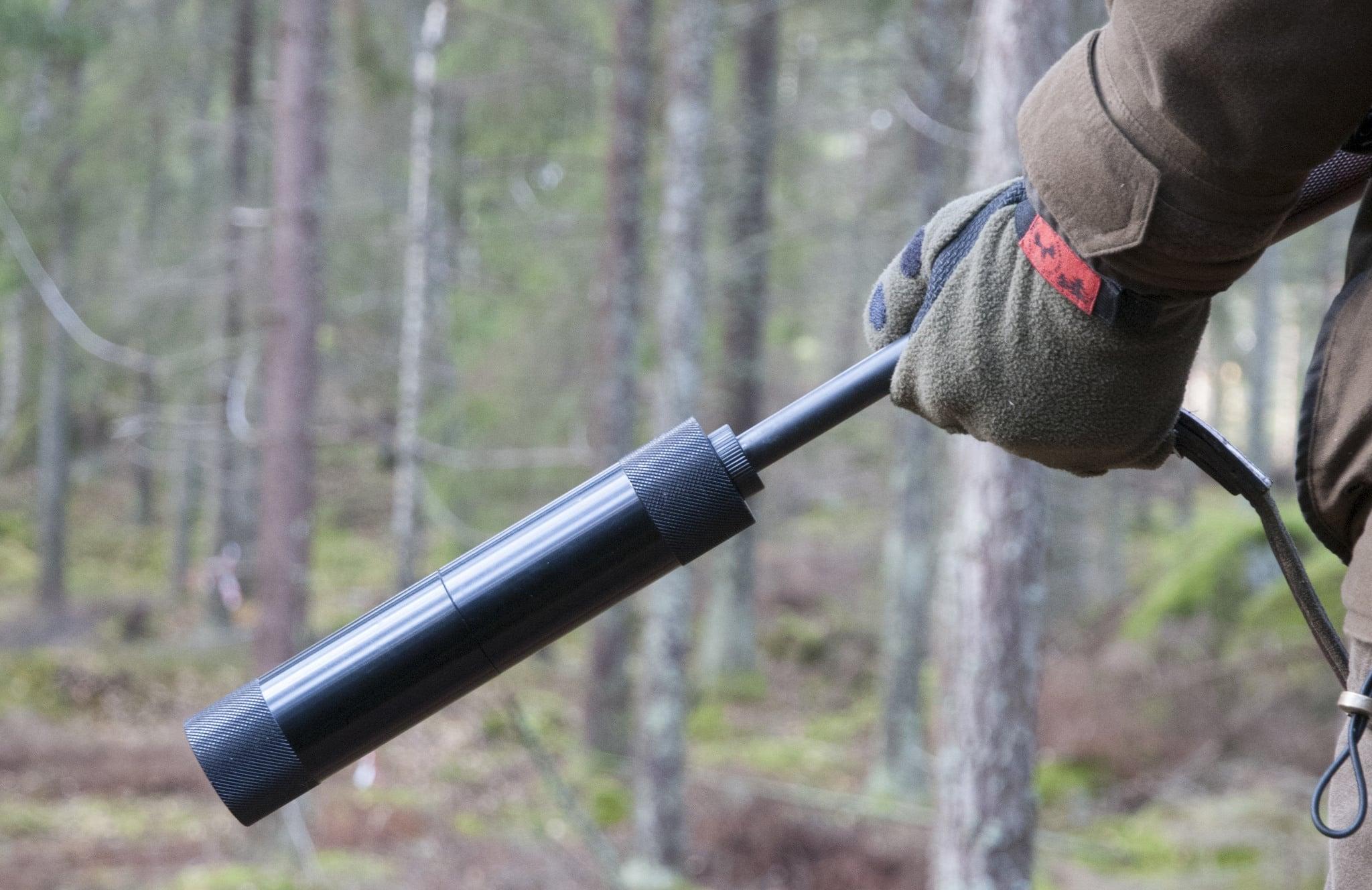 Se till att ljuddämpare är helt oreglerade, uppmanar Jägareförbundet regeringen i sitt remissvar på vapenutredningen.