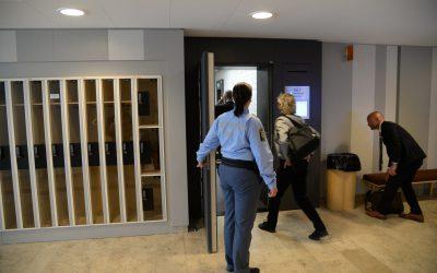 I dag, torsdag, avslutas förhandlingarna i Hovrätten. Foto: Lars-Henrik Andersson