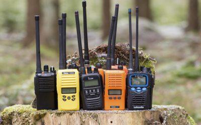Vi testar nio olika jaktradio. Foto: Mattias Lilja