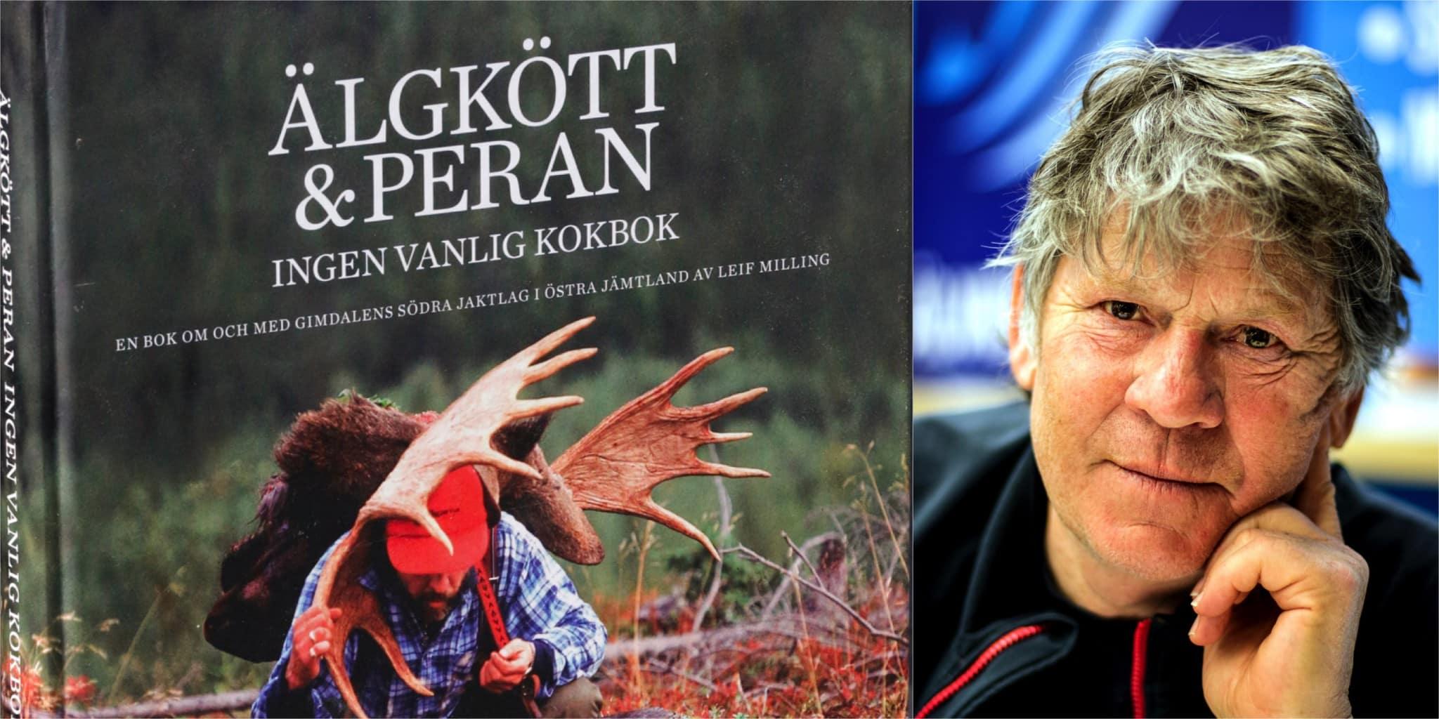 Boken Älgkött & Peran av Leif Milling är ett stycke kulturhistoria.