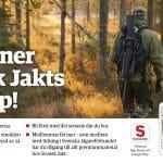 Svensk Jakts nya app finns för gratis nedladdning.