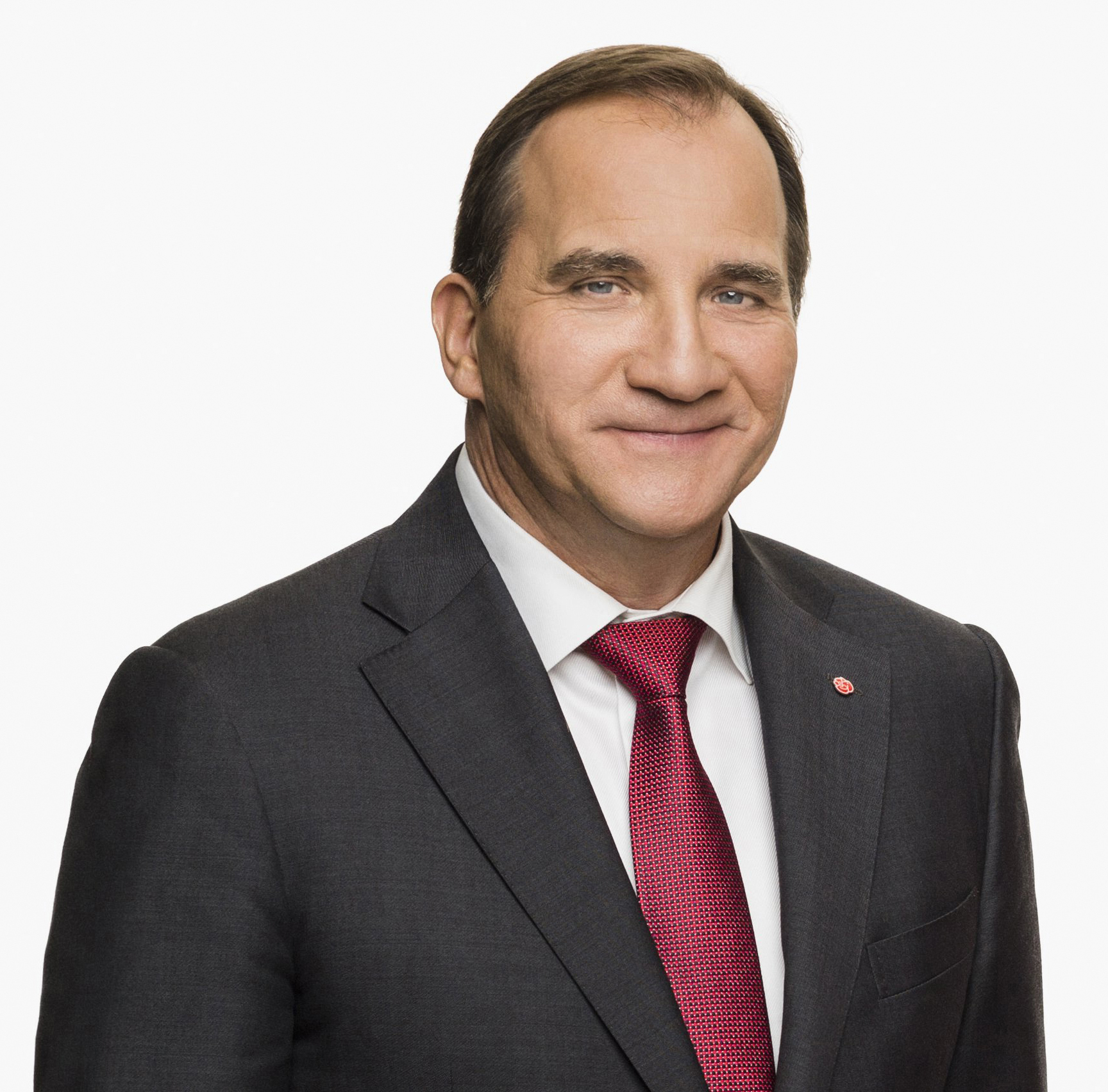 Stefan Löfven (S).