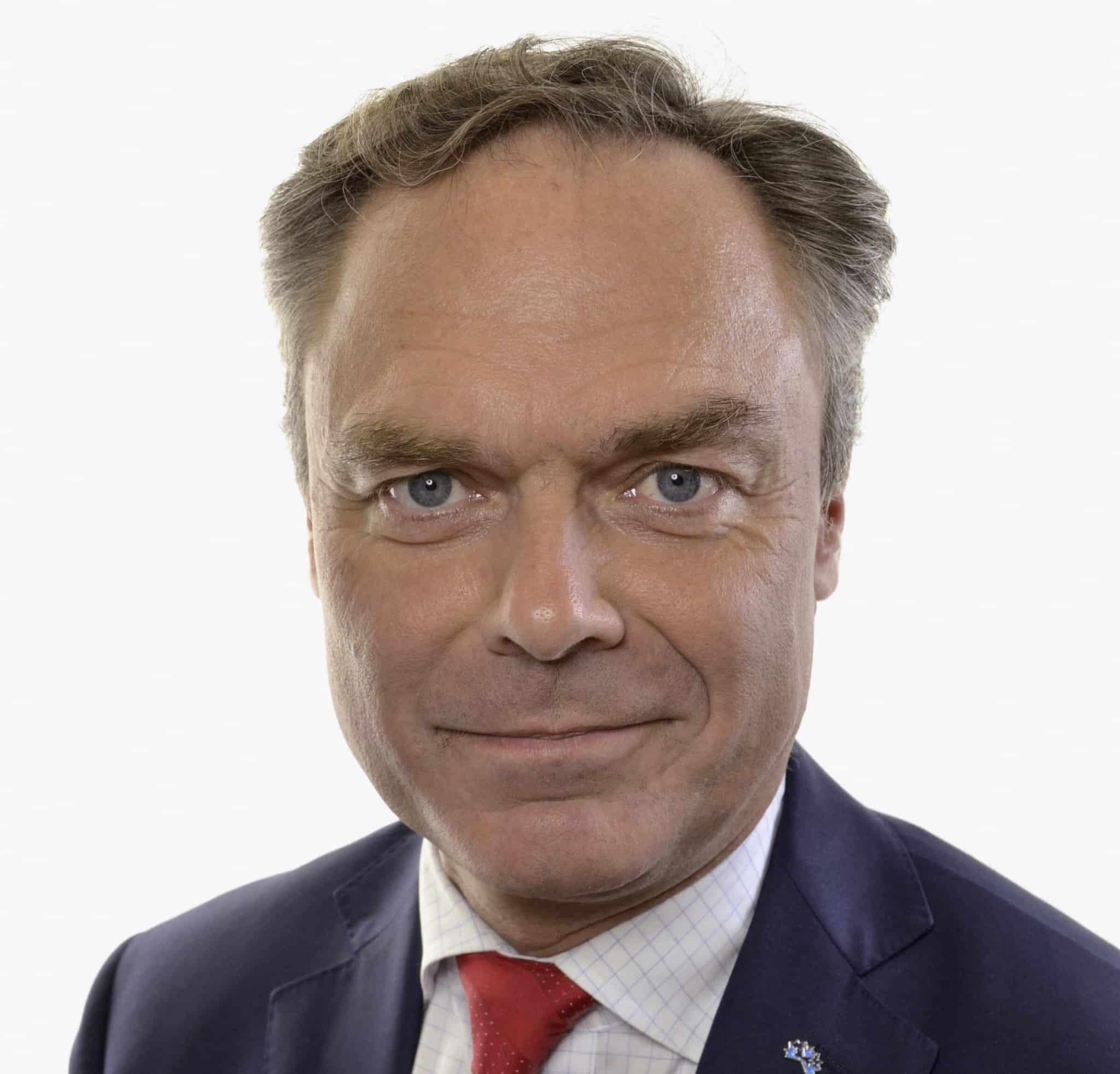 Jan Björklund (L).