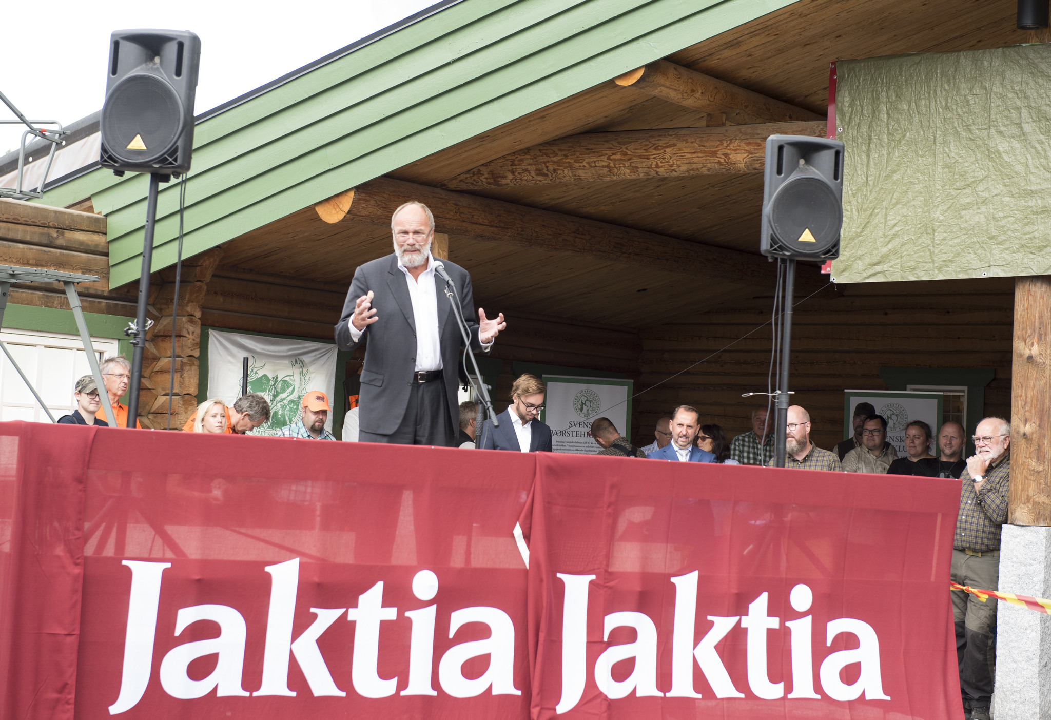 Stort intresse for det svenska systemet