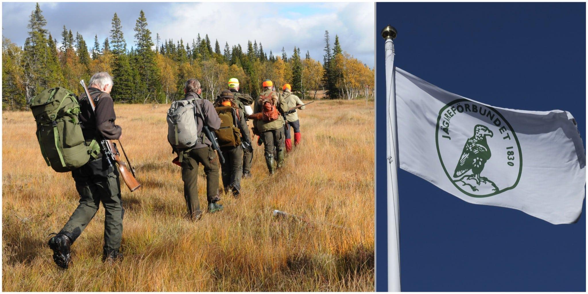 Allt fler jägare ser vilken nytta Svenska Jägareförbundet gör. Efter lång tid av vikande medlemssiffror pekar det uppåt igen. Foto: Jan Henricson