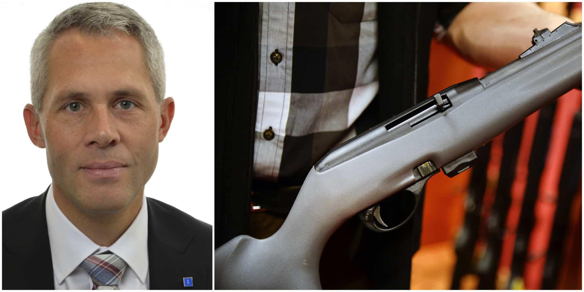 Gränsen för statens klåfingrighet är nådd, skriver Kjell-Arne Ottosson (KD).