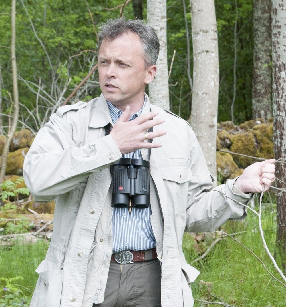Jägareförbundets Fredrik Widemo säger att ett EU-beslut om blyhagel med en tvingande definition av vad som räknas som våtmark kan få stor betydelse för svensk jaktutövning.