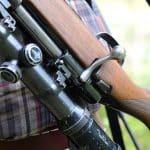 Den vådaskjutne har träffats av en studsarkula, avlossad av en annan jägare.