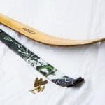 Skidornas egenskaper i olika moment har betygsatts i vanlig Duellen-ordning. Men eftersom båda har sina styrkor och svagheter blir totalpoängen jämnare och mindre intressant än poängen i respektive moment. Foto: Ulf Lindroth