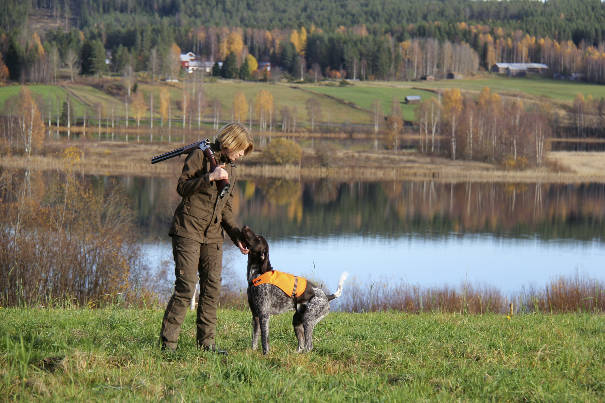 Svensk Jakt testar sju damställ i olika prisklasser. Foto: Andreas Berggren