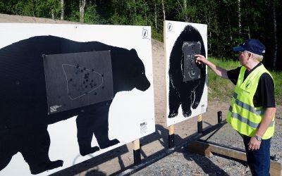 Krav på fasta skjutplatser skulle kunna äventyra jägarnas skytte för bland annat Björnpasset.