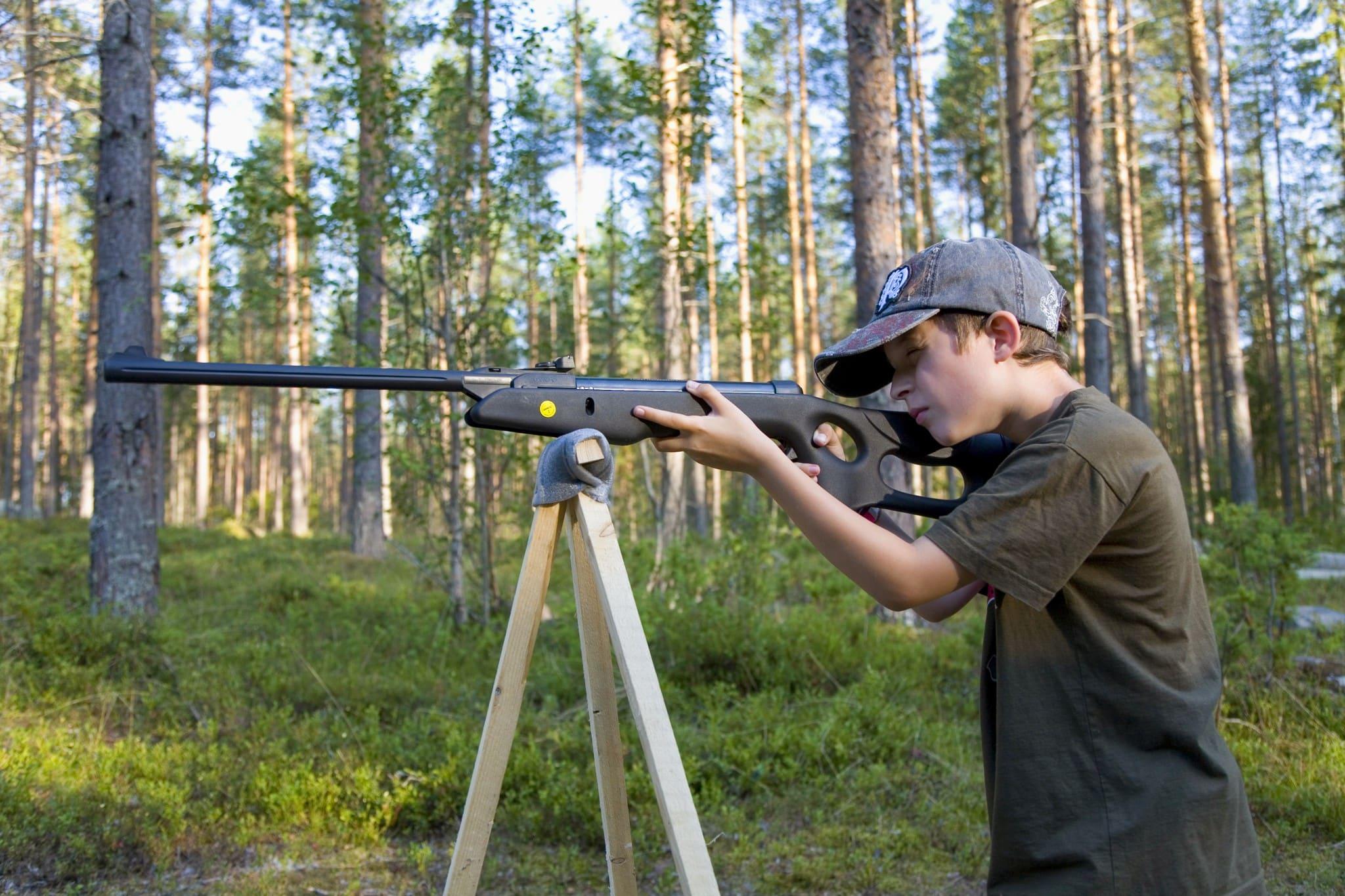 Att träna inför höstens jaktskytte med luftgevär är bättre än du tror. Ulf Lindroth guidar dig.