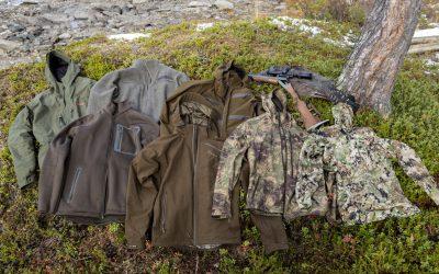 Svensk Jakt har testat sju jackor för rörlig jakt. Foto: Ulf Lindroth