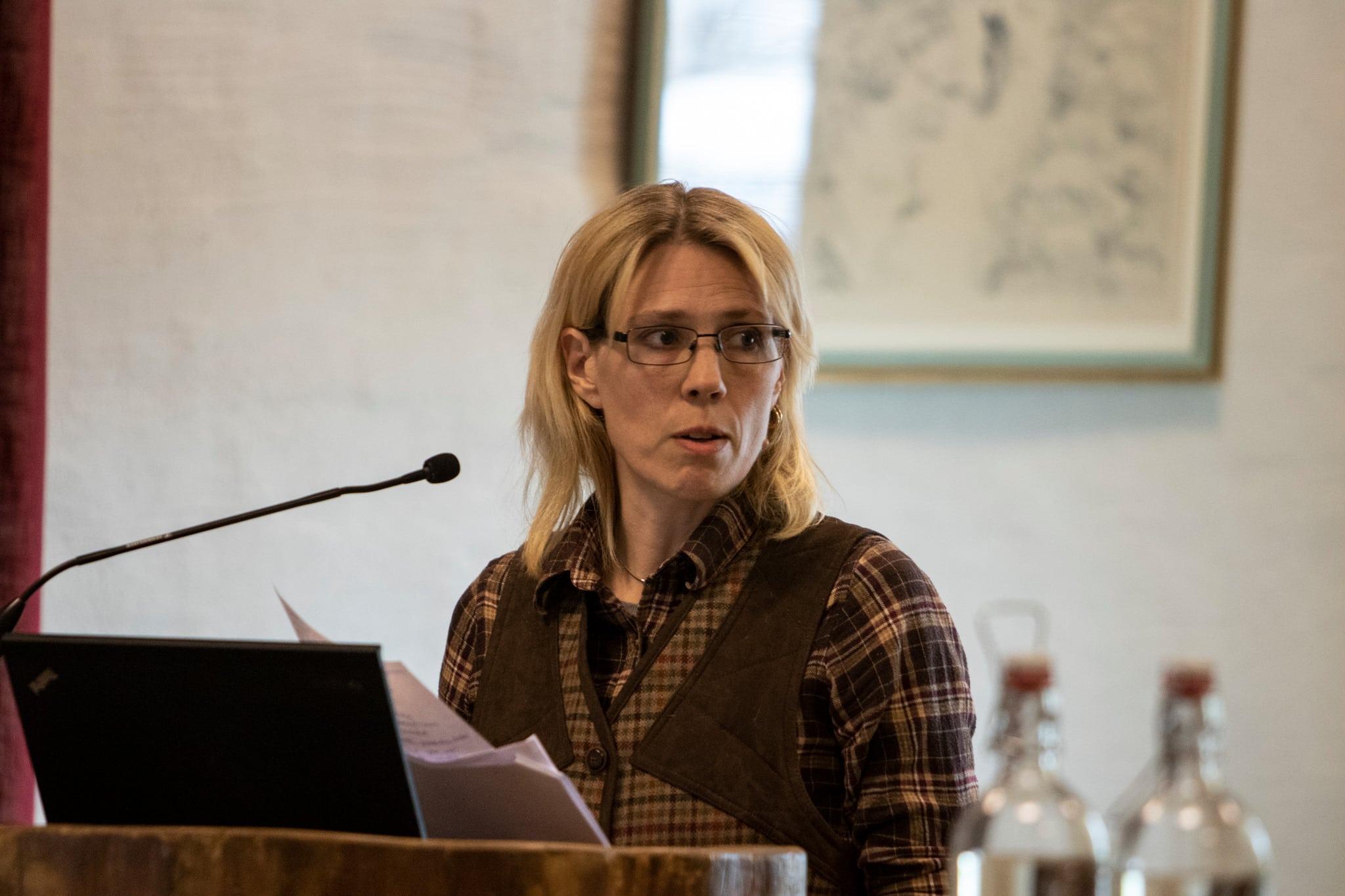 Linda Mattisson-Olsson är den som blivit frontfigur för motståndet mot styrelsens förslag till stadgeförändringar.