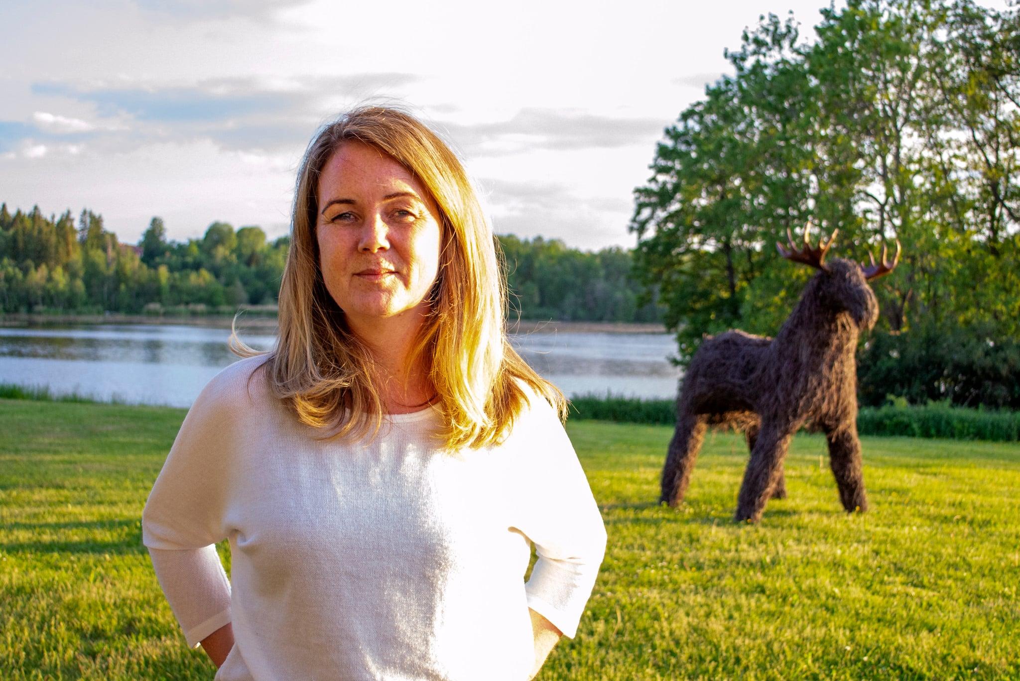 Hör landsbygdsminister Jennie Nilsson (S) i vår webbradio.