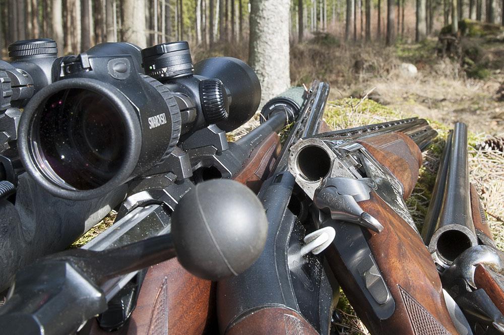 Det blir flera inskränkningar för Europas laglydiga vapenägare om EU-kommissionär Cecilia Malmström får som hon vill. Foto: Mattias Lilja