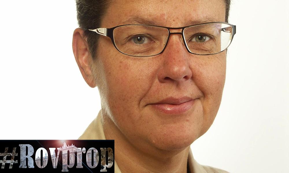 Irene Oskarsson.
