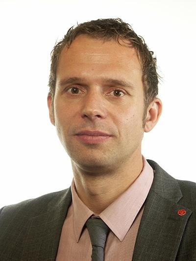 Jens Holm (V).