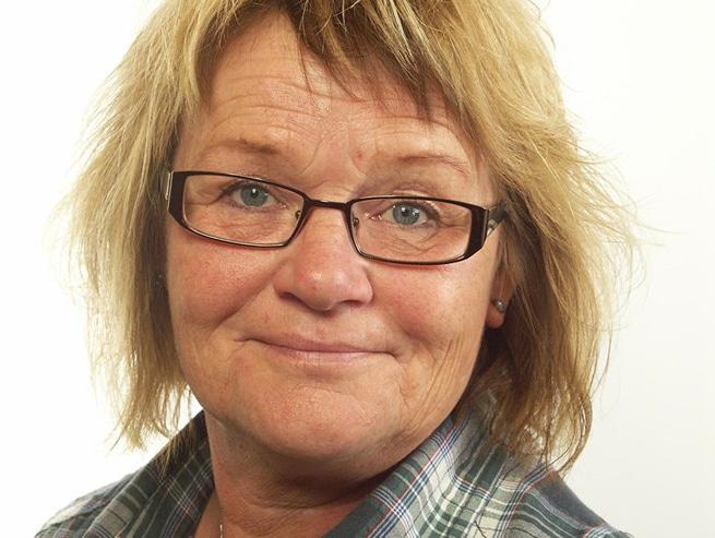 Lena Olsson, Vänsterpartiet.