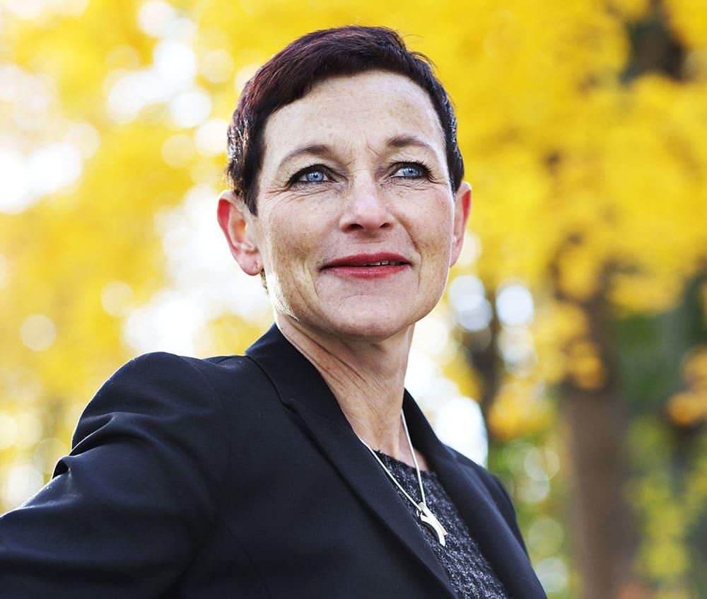 Naturvårdsverkets generaldirektör Maria Ågren bemöter kritiken om bidragen.