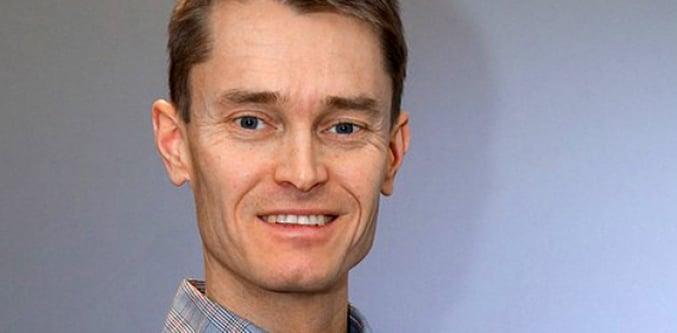 Mattias Johansson, stabschef miljödepartementet.