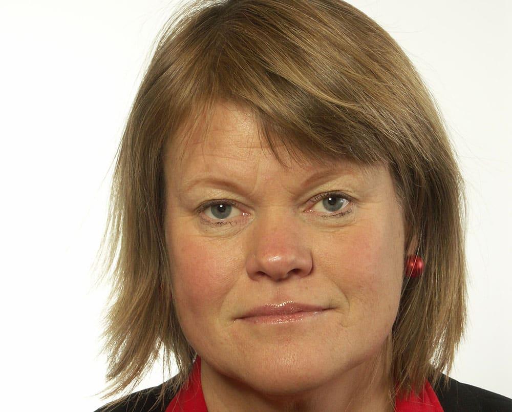 Ulla Andersson, Vänsterpartiet.