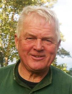 Göran Adielsson är ny ordförande i Sveriges Yrkesjägarförening. Foto: Privat