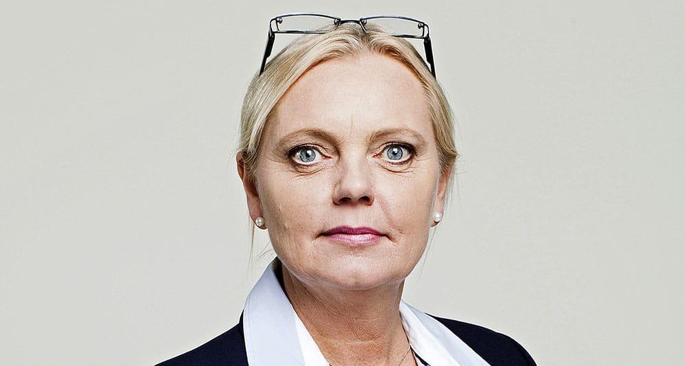 Kristina Winberg.
