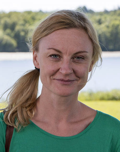 Malin Björkman-Widell. Foto: Magnus Rydholm
