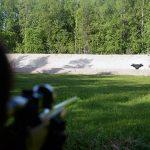 En otäck skjutolycka inträffade i förra veckan på en skjutbana i Bollnäs. Foto: Lars-Henrik Andersson