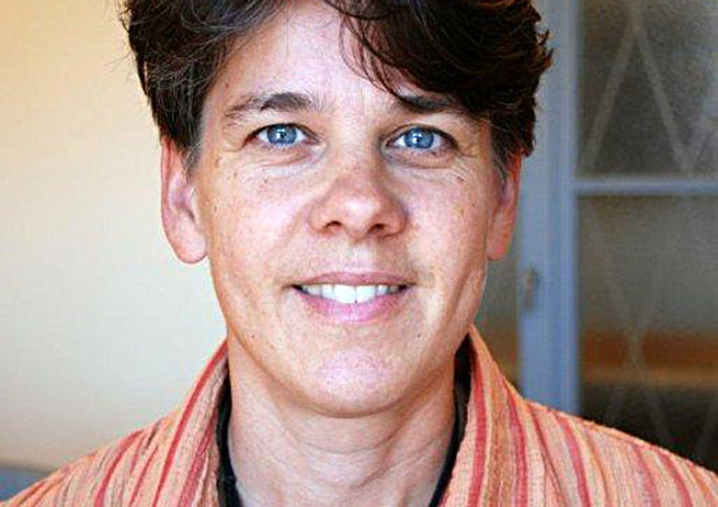 Annelie Johansson, chef för miljöavdelningen vid länsstyrelsen i Skåne. Foto: Michael Hedlund