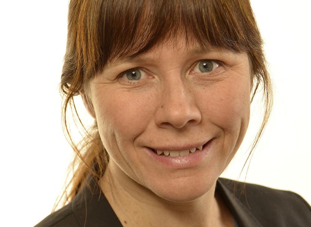 Åsa Romson, språkrör för Miljöpartiet, är ny miljöminister.