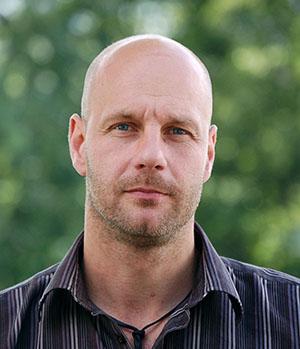 Magnus Rydholm, kommunikationschef på Svenska Jägareförbundet.
