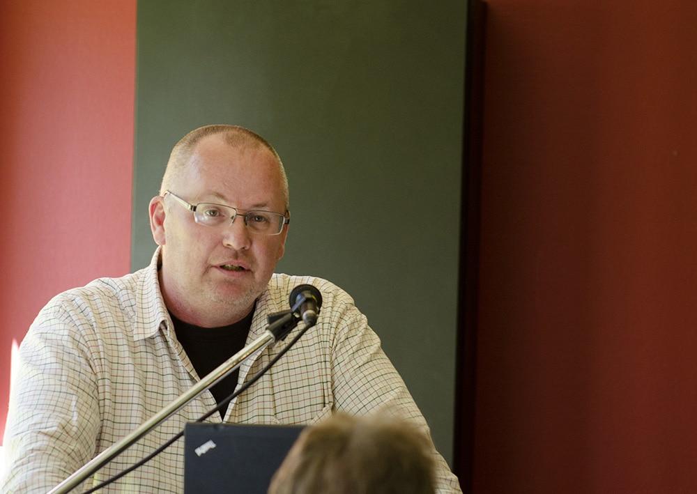 Torbjörn Lövbom, ordförande i Jägareförbundets rovdjursråd. Foto: Martin Källberg