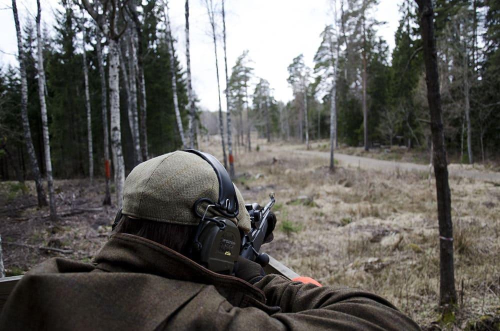 De nordiska jägarrepresentanterna är överens om att man inte vill se ett förbud mot bly i ammunition. Foto: Martin Källberg